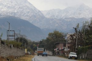Cloud cover improves J-K temperatures, rain; snow likely