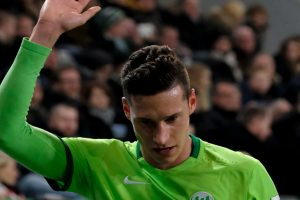 Wolfsbug confirm Julian Draxler's transfer to PSG