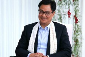 NDA government committed to good governance: Rijiju