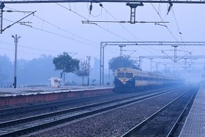 Foggy Thursday morning in Delhi, 15 trains cancelled