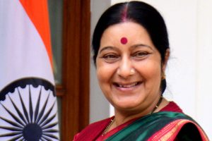 All attacks on Africans not racial, says Sushma Swaraj