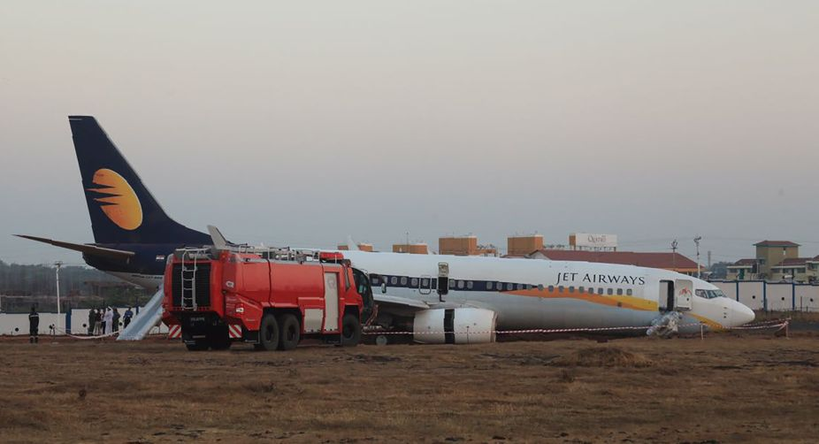 Goa Airport in Dabolim