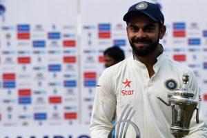 Kohli named captain of Cricket Australia's ODI Team of the Year