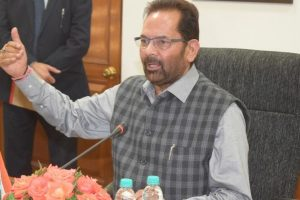 Harmony, unity tolerance DNA of India, says Naqvi