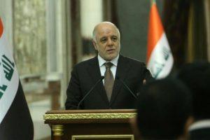 Iraq needs three months to free Iraq from IS: PM
