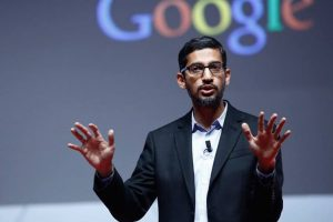 There's a place for you at Google: Pichai to girls