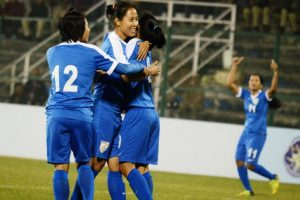 SAFF Championship 2016: India women thrash Afghanistan 5-1 in opener