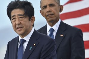 Abe offers no apology during Pearl Harbour visit