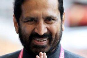 Scam accused Kalmadi appointed IOA life president