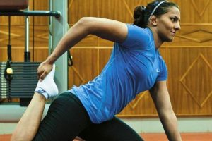 Geeta Phogat delighted to see Dangal's success, aim for crown at PWL2