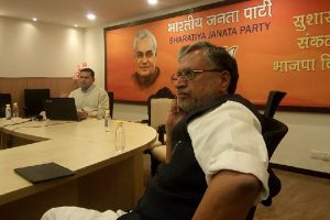 Sushil Modi launches counter-attack against Lalu