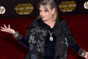 Late Carrie Fisher in Star Wars: Episode IX?