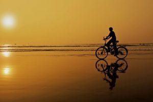 Cycle away body fat, diabetes risk