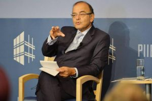 Double-digit growth in India's tax collection figures: Jaitley
