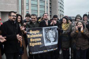 Turkey court orders release of detained novelist Asli Erdogan