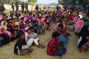 Rohingya militants declare one-month ceasefire: ARSA