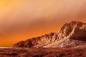 NASA may build ice homes on Mars