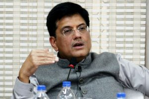 "Goyal lauds ""Amma"" for supporting UDAY last year"