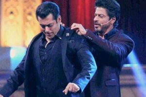 When SRK, Salman turned scriptwriters