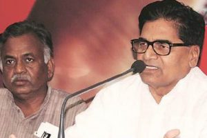 Akhilesh-led party is real Samajwadi Party: Ram Gopal Yadav