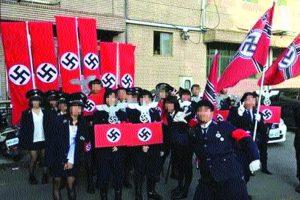 Problems behind Taiwan's 'Nazi parade'