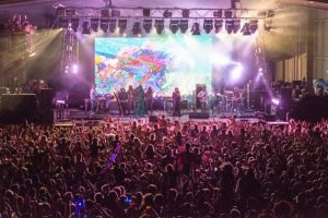 80 injured in Australia music festival stampede