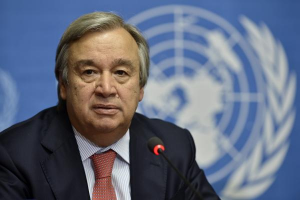 UN chief calls for global fight against hate crimes, bigotry