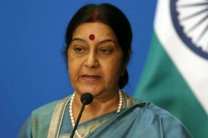 Kabul blast: All Indian Embassy staff safe, says Sushma Swaraj