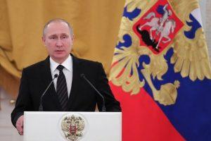 Putin congratulates Russians, reveals New Year secret