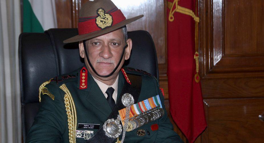 Army Chief, General Bipin Rawat, Chinese troops, Doklam, China