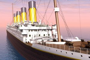 Fire in boiler real reason for Titanic's sinking