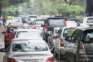 Vehicle traffic prohibited on Sanjauli-IGMC road