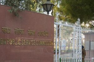 David Syiemlieh appointed UPSC chairman