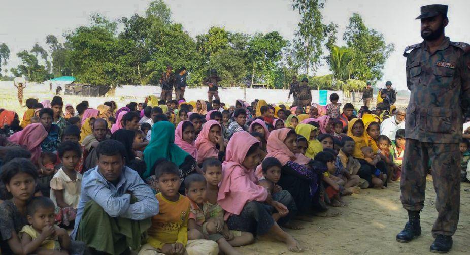 Myanmar to probe Rohingya beating video - The Statesman