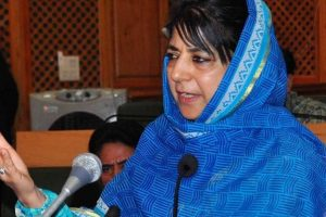 547 suicides in J-K in two years: Mehbooba Mufti