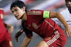 On-loan Real youngster Vallejo hopeful of breaking into squad