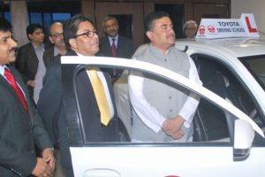 Toyota launches its first driving school in east India