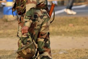 Militant killed in encounter with security forces in J-K