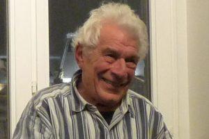 Booker prize-winning author John Berger no more