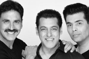 Salman, Akshay, KJo to team up for 'special' film