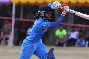 Mithali Raj to lead India in Women's WC Qualifiers