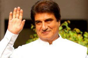 Raj Babbar to head UP Congress poll panel