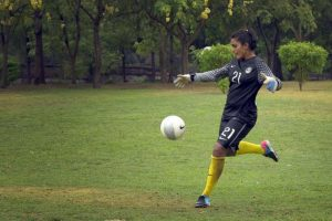 Goalkeeper Aditi eyes return to Indian team for Asian Games