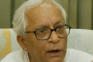 TMC has no moral right to speak against black money: Buddhadeb