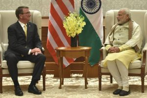 Indo-US defence relationship on excellent path: Pentagon