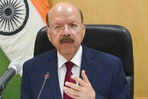 No decision on Samajwadi Party's election symbol till now: CEC