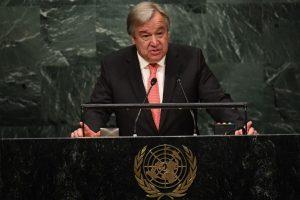 UN chief worried over growing incidents of global terrorism