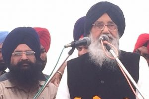 Parkash Badal welcomes Punjab polls announcement
