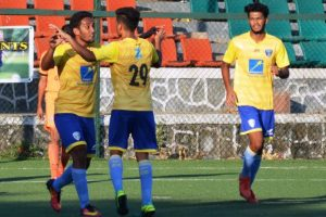 Mumbai FC target top three finish at I-League 2016-17