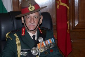 Army chief visits J-K, reviews security situation
